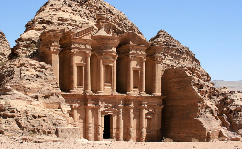 Disappointing travel destination: Petra, Jordan