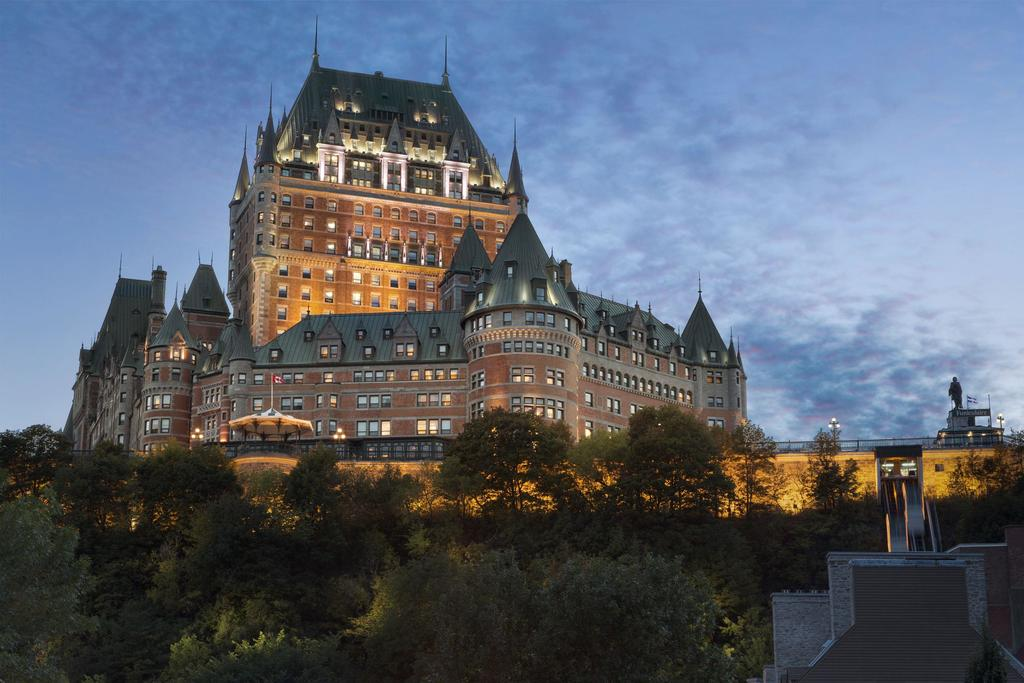 Quebec City on a Budget fairmont-hotel-quebec
