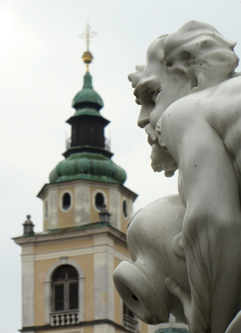 Things we did in Ljubljana
