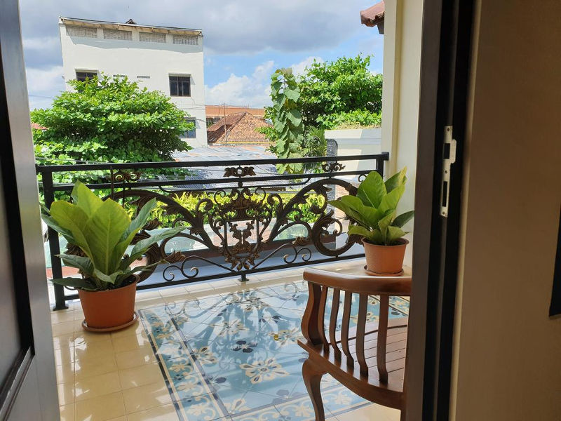 Malioboro Hotel Yogyakarta. Rated 9+ by booking.com users.