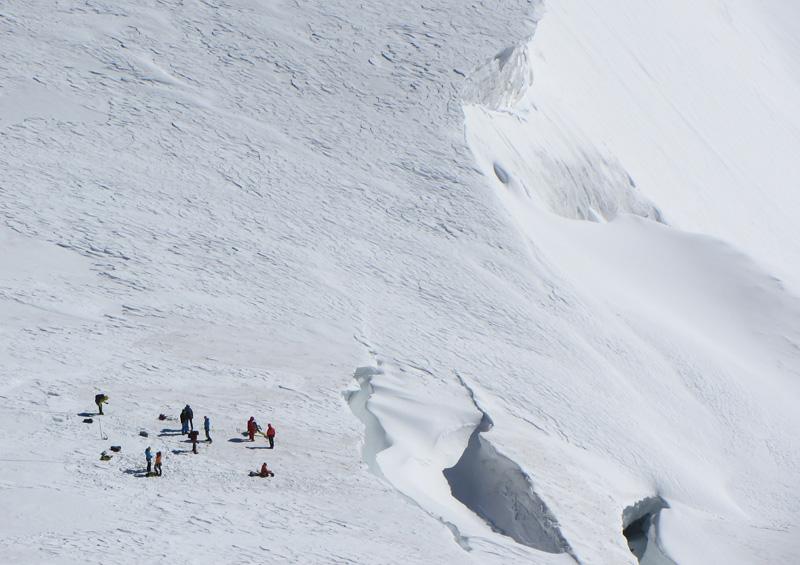 Mont Blanc Ponte Helbronner