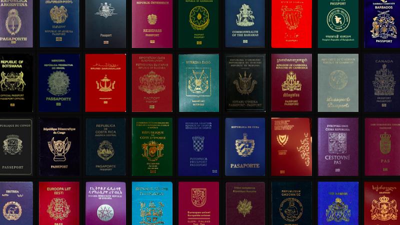most useless passport