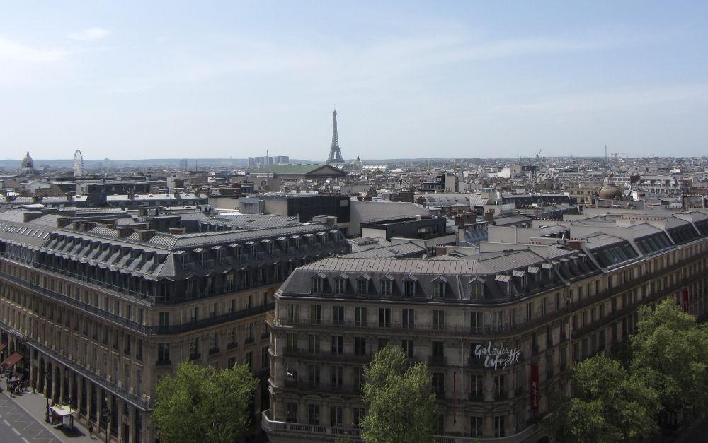 Paris on a Budget Galerie Lafayette