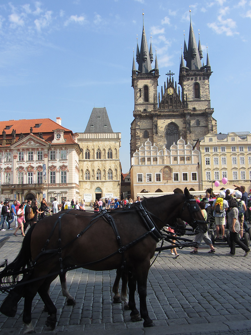 Praha Staromestske Namesti