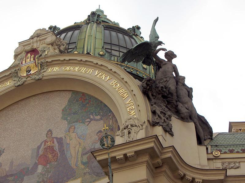 Prague Municipal House