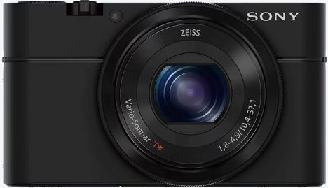 Best compact cameras - Sony
