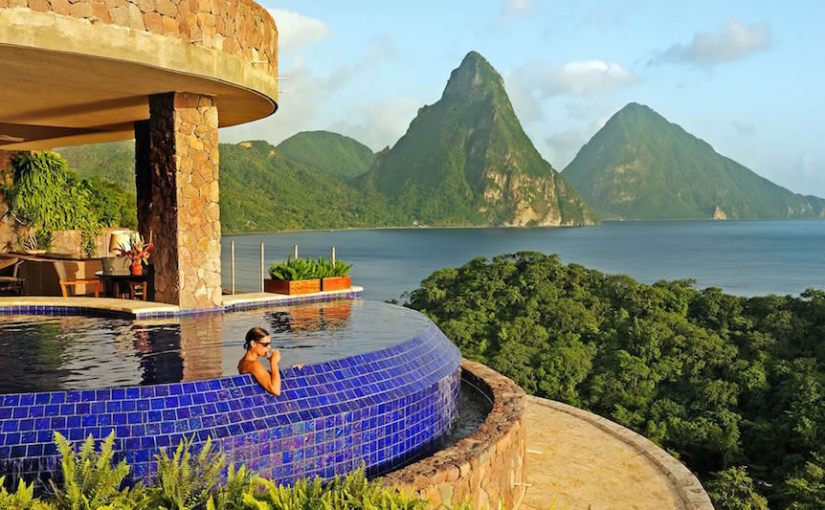 Top 10 Islands in the World: St. Lucia
