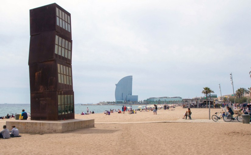Urban Beaches: Barceloneta