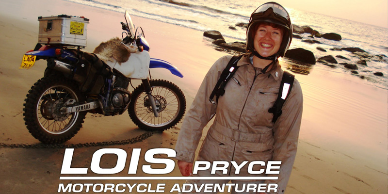 world traveler lois pryce
