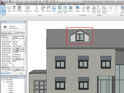 Dormers and openings in Revit | BIMopedia