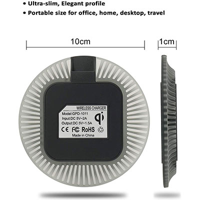 Antye Qi Wi charger