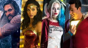 The DC Films Universe All The Movies Coming In Development