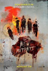 The New Mutants Poster Dolby Cinema 691x1024 1