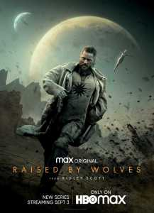 Raised By Wolves Poster 1