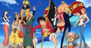 Straw Hat Pirates Feature 1