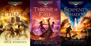 kane chronicles 1