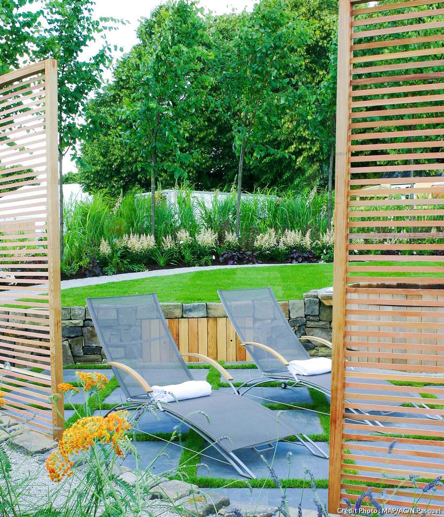 12 Idees De Brise Vue Pour Jardin Plante Haie Bambou Detente Jardin