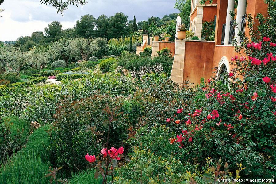 7 idees pour creer un jardin de style