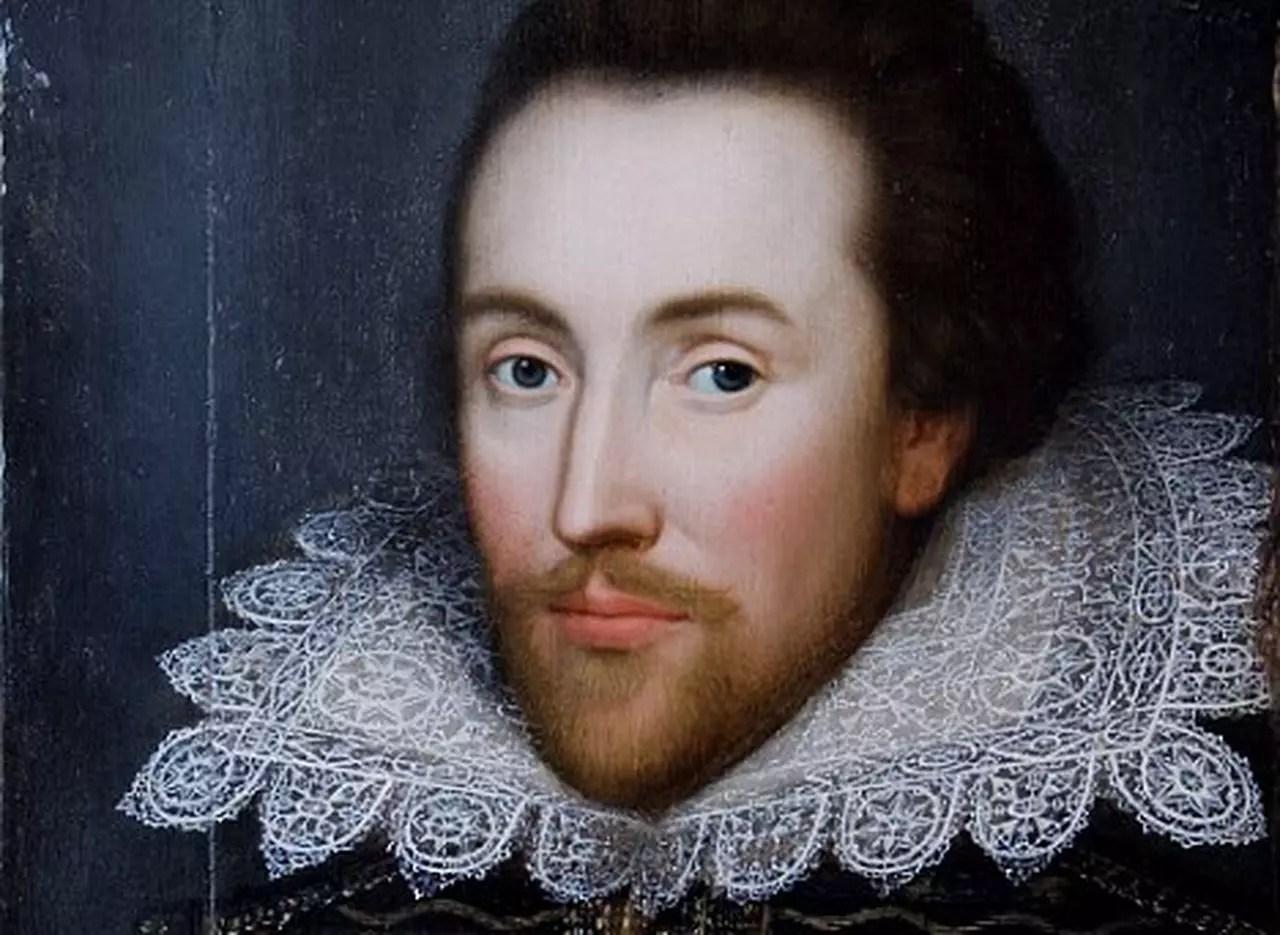 William Shakespeare Biographie