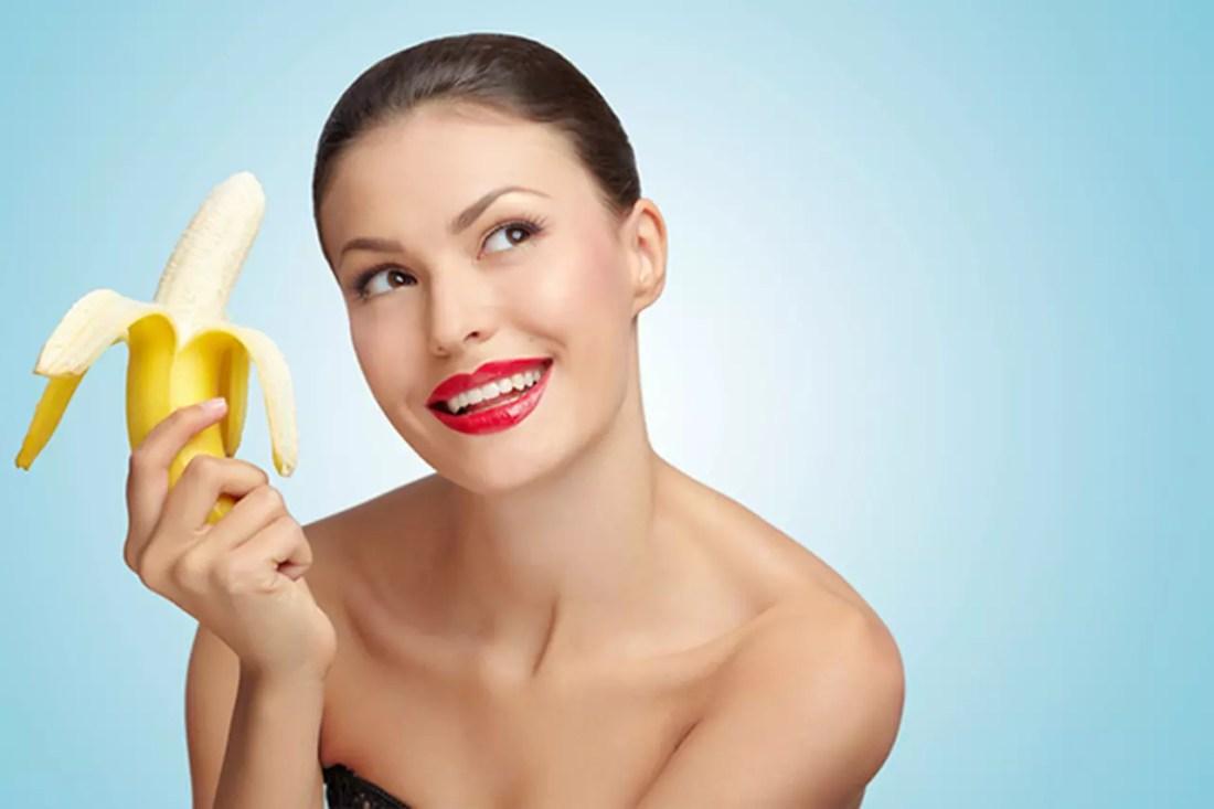 استخدامات جمالية لقشر الموز