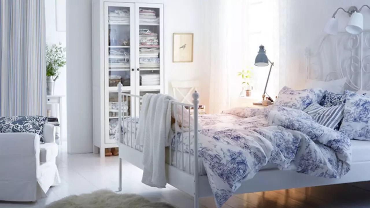 نتيجة بحث الصور عن تنسيق غرف نوم ايكيا