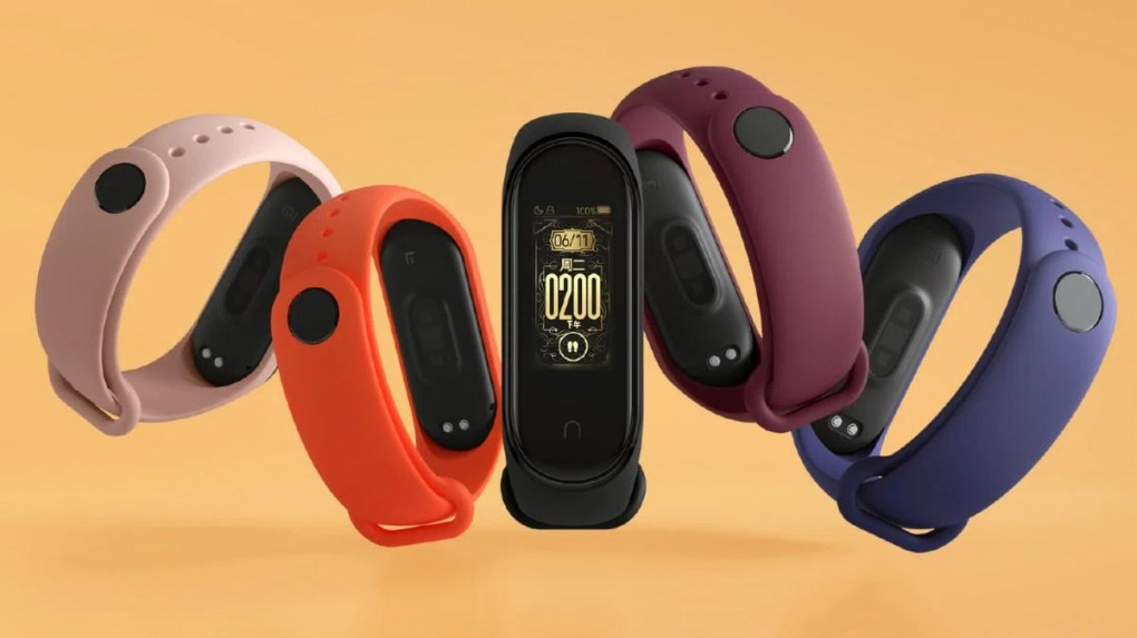 Mi Band 4 With Colour AMOLED Display, 6-Axis Sensor, 20 Days Battery Life Launched