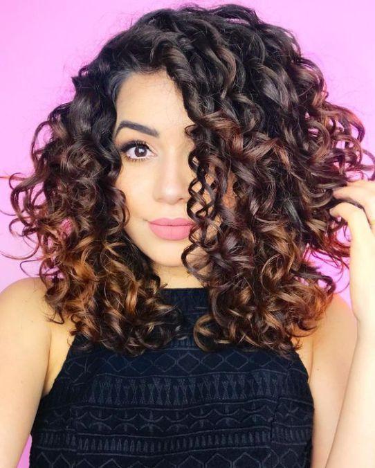 Corte de cabelo feminino 2019 curto cacheado