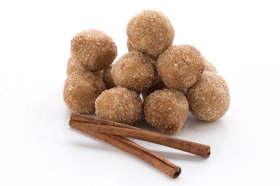 Sugar-free Snickerdoodle Truffles