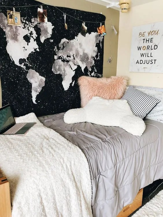 17 Dorm Room Decor Ideas For Your Freshman Dorm Room