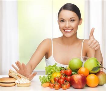 رجيم بعد العيد لإنقاص الوزن الزائد بسهولة