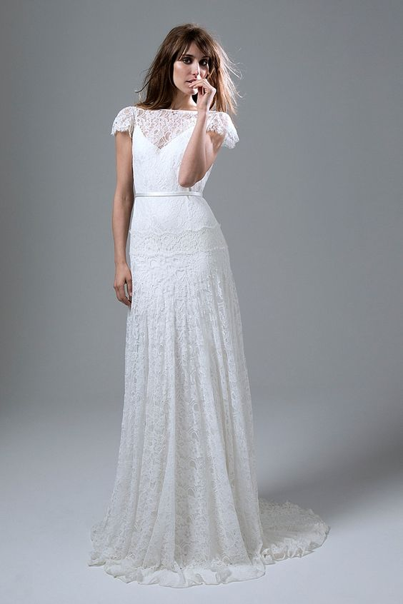 Bridal Style: Kate Halfpenny – The Beautiful 2016 Flora Romance Collection