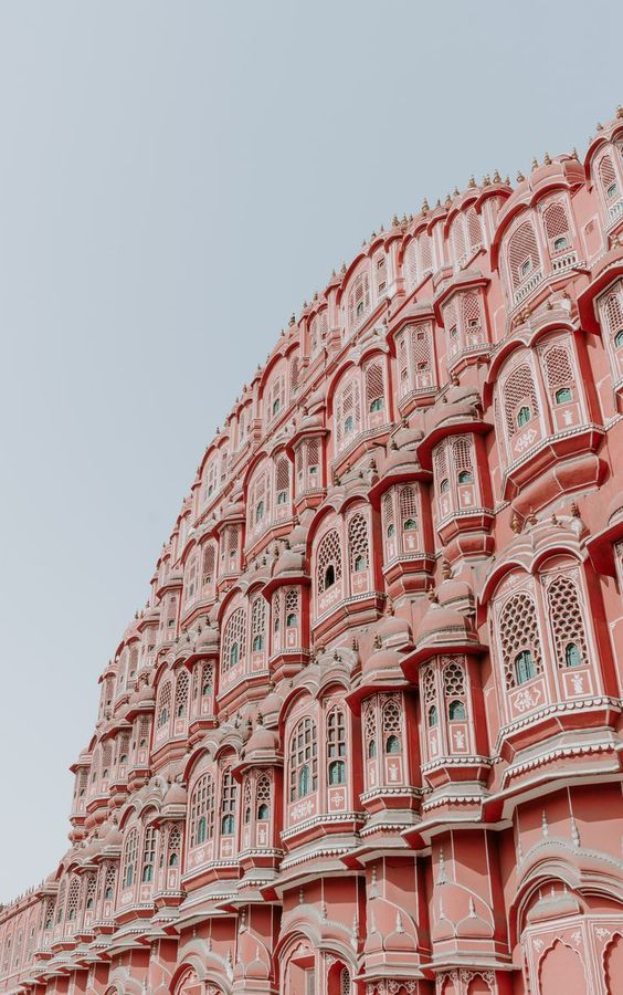 Jaipur India photography! Jaipur is an interesting place to visit. Here are 5 incredible reasons to visit Jaipur, India. #jaipur #india #jaipur2019 #india2019 #travel