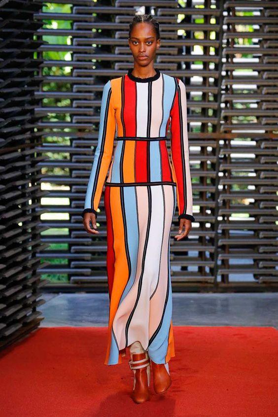Roksanda Spring 2019 Ready-to-Wear Fashion Show Collection: See the complete Roksanda Spring 2019 Ready-to-Wear collection. Look 13