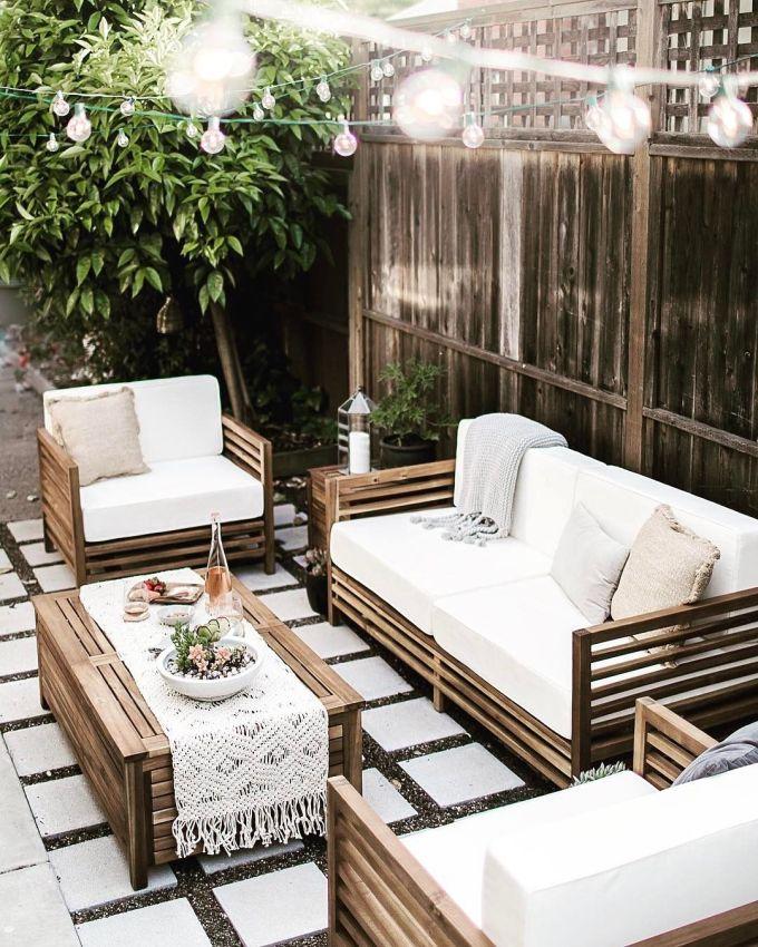 Garden Furniture B&Q