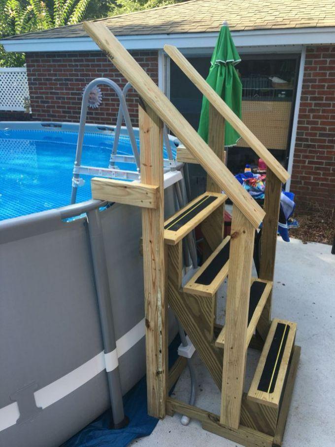 Backyard Pool Ideas Cheap