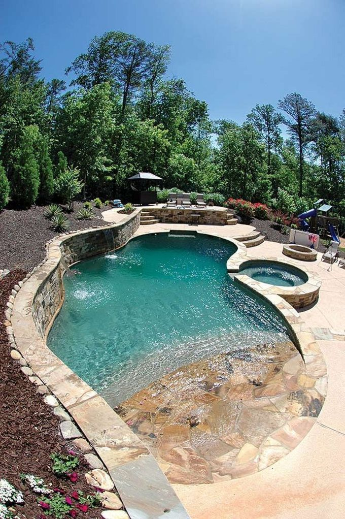 Backyard Pool Decorating Ideas