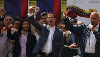 Resultado de imagem para Juan Guaidó admite conversas
