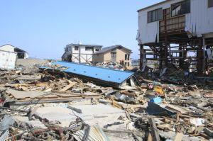 Earthquake in Japan, 2011 (123rf)