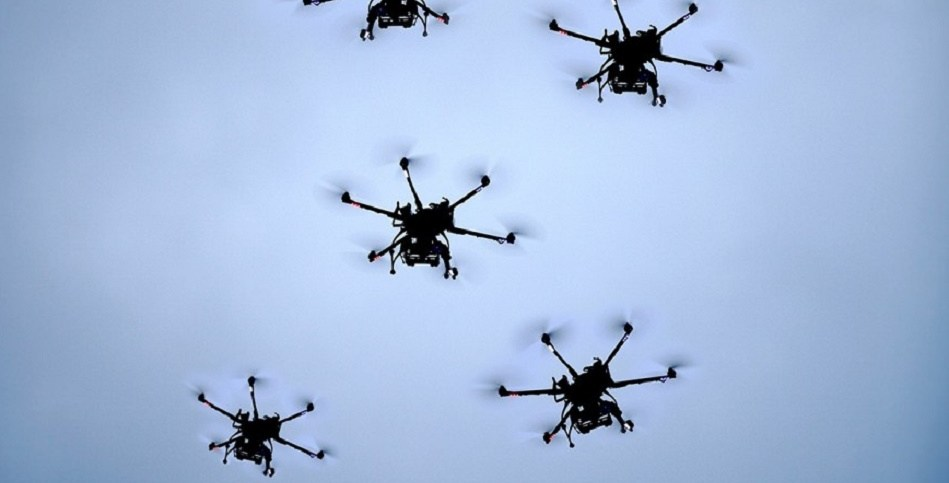 Could Micro Drones Be Weaponised
