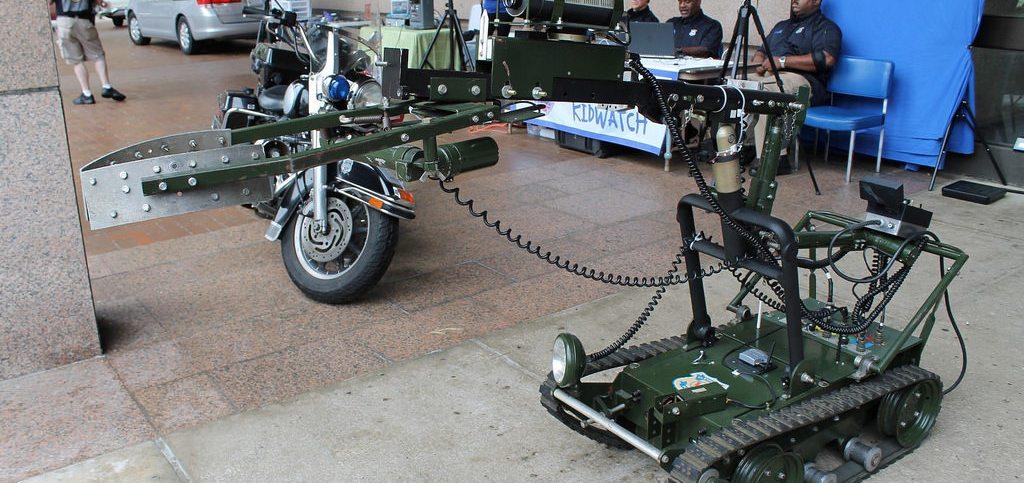 swat robot