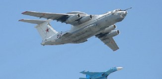 Russian eyes over Syria
