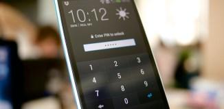 smartphone password security