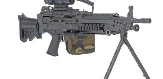 Bump stocks makes guns shoot like automatic weapons