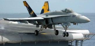 US Navy Will Increase F/A 18's Flight Range