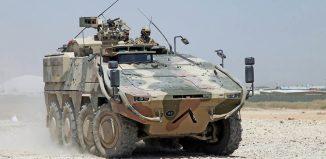 צבא אוסטרליה מצטייד