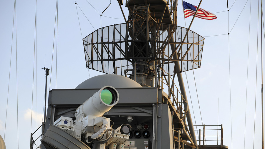 Navy Orders Integ High Energy Laser Weapon Systems