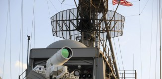 The Military Is Building A Drone Blinding Laser Weapon