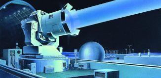 נשק לייזר נגד לוויינים