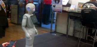 The Pepper Robot Is Vulnerable To Ransomware Attacks