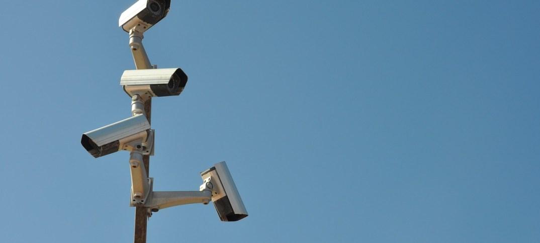 Surveillance cameras will be able to se through Smoke
